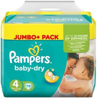 Pampers Baby Dry Maxi Gr. 4 (7-18 kg) 78 St