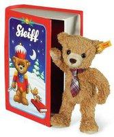 Steiff Teddybär Carlo in Märchenbuchbox 23 cm