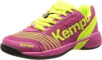 Kempa Attack Jr. magenta/fluo yellow