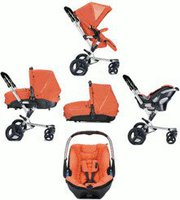 Concord Kinderwagen Travel-Set Neo Graphite