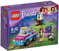 LEGO Friends Olivias Expeditionsauto (41116)