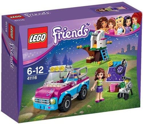LEGO Friends Olivias Expeditionsauto (41116)