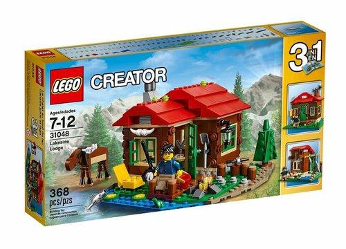 LEGO Creator Hütte am See (31048)