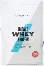 MyProtein Impact Whey Protein 2500g natürliches Erdbeeraroma