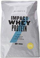 MyProtein Impact Whey Protein 2500g Banane Stevia