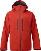 Burton AK 2L Swash Snowboard Jacket Burner