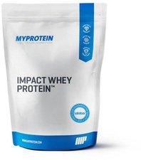 MyProtein Impact Whey Protein 2500g Biskuitrolle Erdbeer