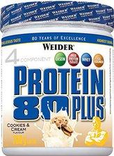 Weider Protein 80 Plus 750g Cookies Cream