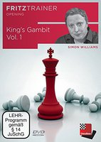 Fritz Trainer: King's Gambit Vol. 1 (PC)