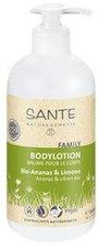 Sante Family Bodylotion Bio-Ananas & Limette (200ml)