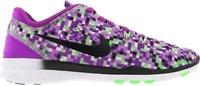 Nike Free TR 5 Print Wmn vivid purple/voltage green/black