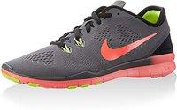 Nike Free TR 5 Wmn dark grey/hyper orange/black/volt