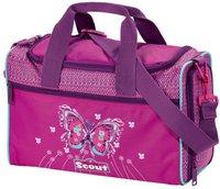 Scout Sporttasche VI Purple Butterfly