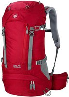 Jack Wolfskin ACS Hike 26 Pack indian red