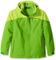 Vaude Kids Little Champion 3in1 Jacket IV parrot green