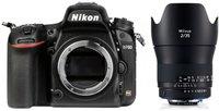 Nikon D750 Kit 35 mm Zeiss Milvus