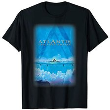 Atlantis das Geheimnis der verlorenen Stadt Poster