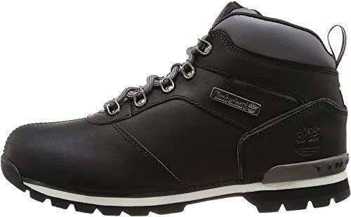 Timberland Euro Hiker FTB Splitrock 2 black (6669A)