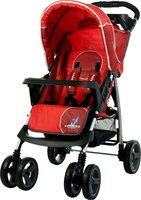Caretero Monaco red