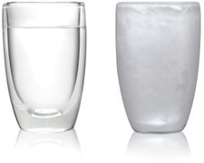 Amsterdam Glass Longdrinkglas Freeze 290 ml 2er-Set