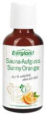 Bergland Saunaaufguss Sunny Orange