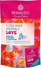 DermaSel Totes Meer Badesalz Love Limited Edition (400 g)