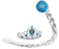 Mercopol Disney Die Eiskönigin Krone mit Zopf Elsa (10734039)