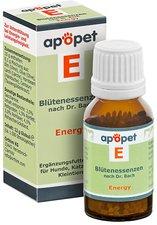 Orthim apopet E Energy Blütenessenzen n.Dr.Bach Globuli (12 g)