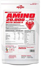 Body World Group Muscle Line Amino 20.000 + Glutamine (900 Tabletten)