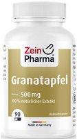 ZeinPharma Granatapfel Kapseln 500 mg (90 Stk.)