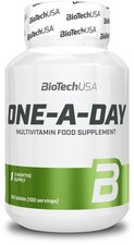BioTech USA One a Day Tabletten (100 Stk.)