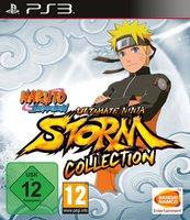 Naruto Shippuden: Ultimate Ninja Storm Collection (PS3)