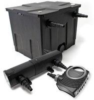 Wiltec Durchlauffilter 12000L Super Eco