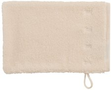 Vossen Country Style Waschhandschuh ivory (16 x 22 cm)