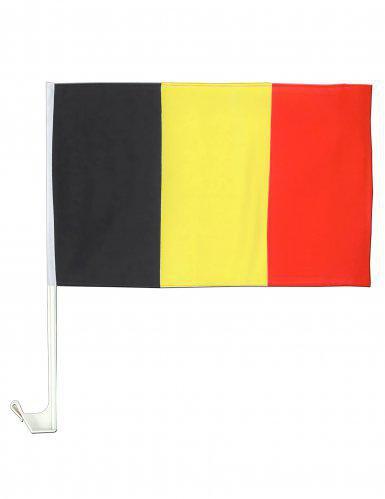 Belgien Autoflagge EM 2016