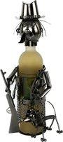 michel toys Flaschenhalter Jäger mit Hund