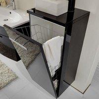 Marlin Scala Highboard mit Wäschekippe (SCHBW400D)