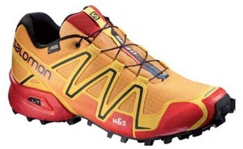 Salomon Speedcross 3 GTX yellow gold/radiant red/black