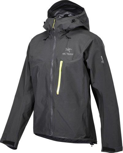 Arcteryx Alpha FL Jacket Men's Lithium