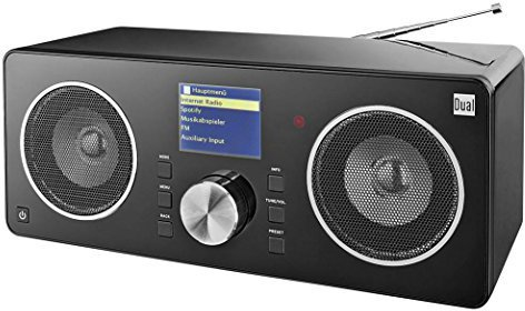 Dual Radio Station IR 8S