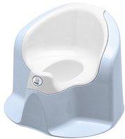 Rotho-Babydesign TOP Xtra Komfort-Kindertopf babybleu perl weiß
