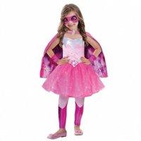 Amscan Barbie Super Power Princess Girls Costume