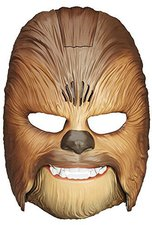 Hasbro Star Wars E7 Chewbacca electronic mask