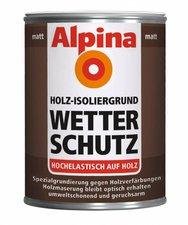 Alpina Farben Wetterschutz 2 L weiß