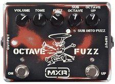 Jim Dunlop MXR Slash Octave Fuzz MSF01