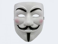 V wie Vendetta Maske