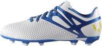Adidas Messi15.3 FG/AG J white/prime blue/core black