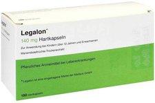 Kohlpharma Legalon 140 Hartkapseln (180 Stk.)