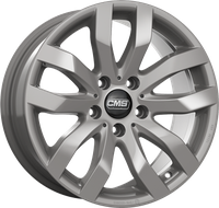 CMS Wheels C22 (7,5X17) titan