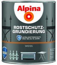 Alpina Farben Rostschutz Grundierung weiss 2 L